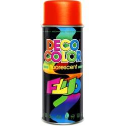 Lakier spray 400ml. fluores. pomarańczowy DC