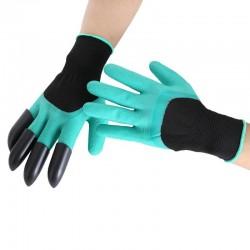 Rękawice ogrodowe z pazurami