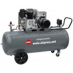 Kompresor olejowy 200l. PRO Airpress