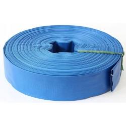 """Wąż plastikowy 1"""" 30m. niebieski"""