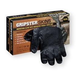 Rękawice gumowe warsztatowe 8-M op-50szt