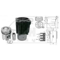 Zestaw naprawczy silnika Deutz 912 3-p fi-100
