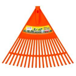Grabie do liści L pomarańczowe CLICK Ramp
