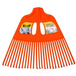 Grabie do liści XL pomarańczowe CLICK Ramp