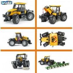 Zabawka traktor JCB Fastrac