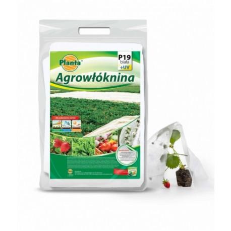 Agrowłóknina biała 1,1*5m. Planta