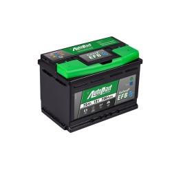 Akumulator 12V 72Ah Galaxy EFB start/stop