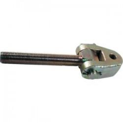 Główka łącznika kat-4 ucho-36,5mm. gwint M40*3-pr.