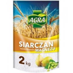 Siarczan magnezu 2kg. Agra