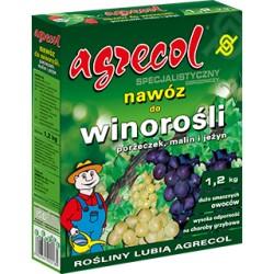 Nawóz do winorośli i malin 1,2kg. Agrecol
