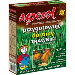 Nawóz jesienny do trawników 1,2kg. Agrecol