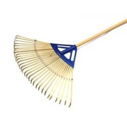 Grabie do liści bambusowe 18-zębne z trzonem