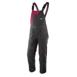 Spodnie robocze ogrodniczki damskie S NEO