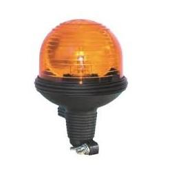 Lampa ostrzeg-kogut 12V H-1 elastyczna /Aj.Ba/