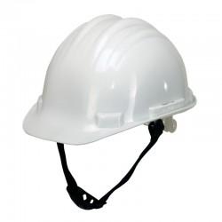 Kask ochronny przemysłowy biały