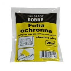 Folia malarska 4*5m. plus
