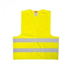 Kamizelka ostrzegawcza żółta 2XL Lahti