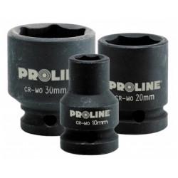 "Nasadka udarowa 1/2"" 19mm. 6k. Cr-Mo Proline"