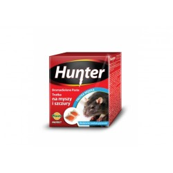 Pasta na myszy i szczury 250g. Hunter