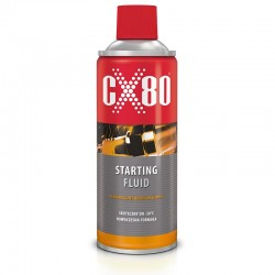 Samostart Starting Fluid 400ml./CX-80/