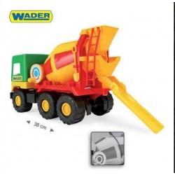 Zabawka Middle Truck betoniarka /Wader/