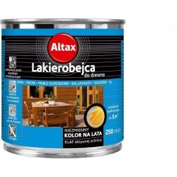 Lakierobejca kasztan 0,25l. Altax XXX