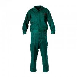 Ubranie robocze kpl. zielone Quest L Lahti
