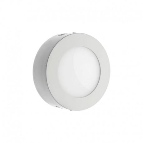 Oprawa LED 230V 12W IP20 biała zimna Algine eco