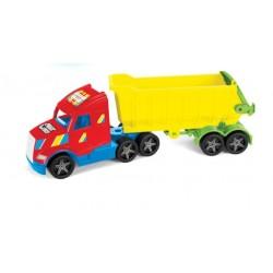 Zabawka Super Truck wywrotka /Wader/