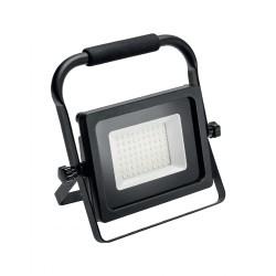 Naświetlacz LED 50W przenośny GTV