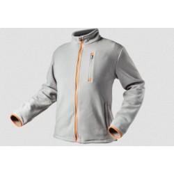 Bluza polarowa damska szara rozmiar XL Neo  XXX