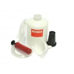 Zestaw do odsysania oleju i paliwa 1,6l.