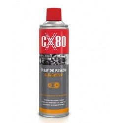 Spray do pasków klinowych 500ml. /CX-80/