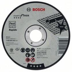 Tarcza 125 1,0*22 metal inox Expert Bosch