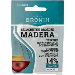 Drożdże winiarskie do czerw. i białych Madera 20ml