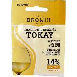 Drożdże winiarskie do białych Tokay 20 ml