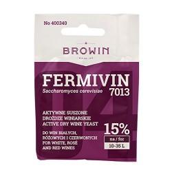 Drożdże suszone 7g. Fermivin