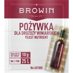Pożywka dla drożdży winiarskich 10g. Biowin