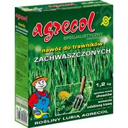 Nawóz do trawników zachwaszczonych 1,2kg. Agrecol