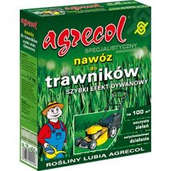 Nawóz do trawnika efekt dywanowy 1,2kg. Agrecol