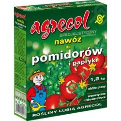 Nawóz do pomidorów i papryki 1,2kg. Agrecol