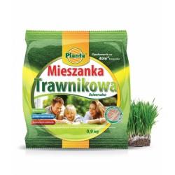 Mieszanka gaz. trawnikowa 0,9kg. Planta