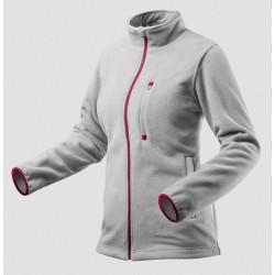 Bluza polarowa damska szara XL Neo