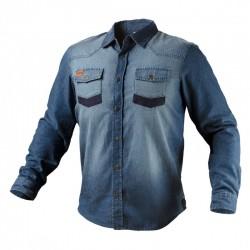 Koszula robocza DENIM rozmiar S Neo