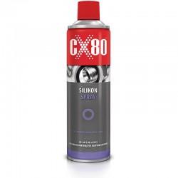 Smar silikonowy 300ml. spray CX-80