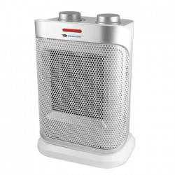 Termowentylator ceramiczny 1500W z oscylacją Desco