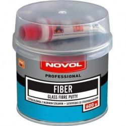 Szpachla Novol Fiber 0,6kg. z włóknem szklanym