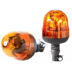 Lampa ostrzeg-kogut 12V na uchwyt