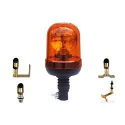 Lampa ostrzeg-kogut 24V na uchwyt