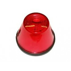 Lampa obrysowa wysoka czerwona